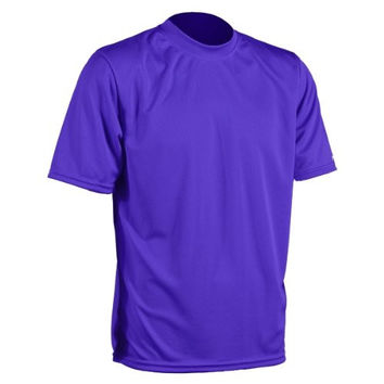 RaceReady Unisex Cool T - Tech Running Shirt, Purple