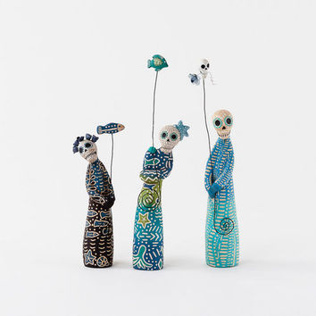 Bonehead Collection Small Statues by One Hundred 80 Degrees