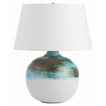 Hemby Porcelain Lamp