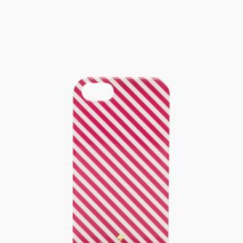 harrison stripe iphone 5 case - kate spade new york