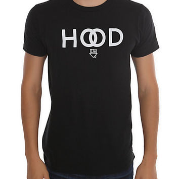 The Neighbourhood Hood Slim-Fit T-Shirt