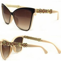 DCCKCO2 Versace Women Fashion Popular Shades Eyeglasses Glasses Sunglasses [2974244495]