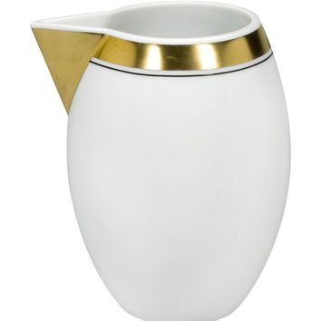 Domo Gold Milk Jug