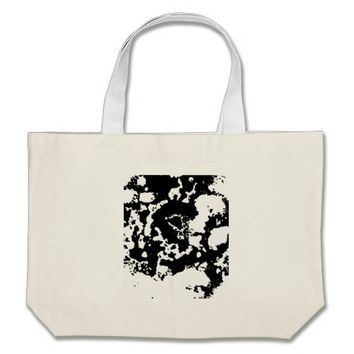 Ink Large Tote Bag