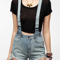 UNIF Penny Cutoff Short Overall