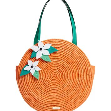 kate spade new york spice things up orange tote | Nordstrom