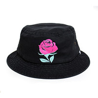 Rose Royce Bucket Hat in Black
