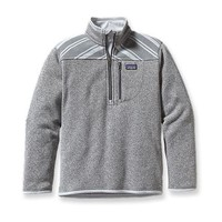 Patagonia Boys' Better Sweater® Zip Neck