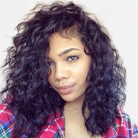 Lace Front Hair Brazilian Remy