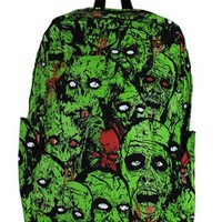 Banned Zombies Green Backpack - Buy Online at Grindstore.com