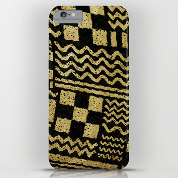 Gold Fuse iPhone & iPod Case by Nick Nelson | Society6