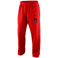Nike Ohio State Buckeyes College Classic Fleece Pants - Scarlet