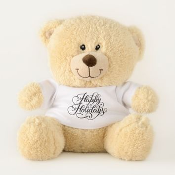 Happy Holiday's Bear