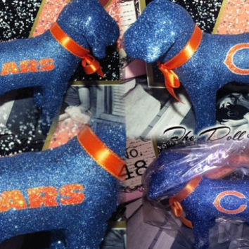 INSTOCK NFL Chicago Bears Victoria Secret Customized Puppy Dog