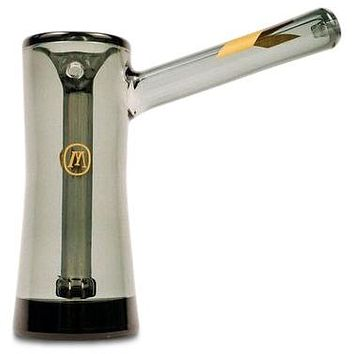 Marley Natural Smoked Glass Bubbler