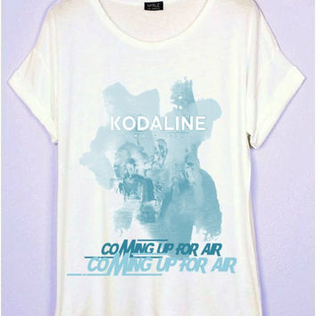 Kodaline Coming Up For Air T-Shirt
