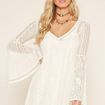Contemporary Lace Dress