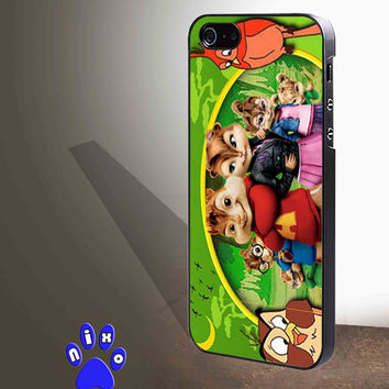 alvin and the chipmunks and the chipettes for iphone 4/4s/5/5s/5c/6/6+, Samsung S3/S4/S5/S6, iPad 2/3/4/Air/Mini, iPod 4/5, Samsung Note 3/4 Case *NP*