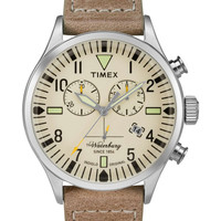 Timex Waterbury Chronograph 42MM Watch