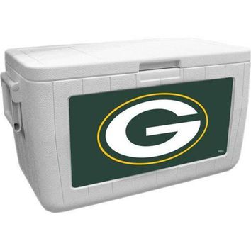 DCCKH6B Green Bay Packers NFL 48 Quart Cooler
