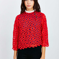 Sister Jane Pop Art Top - Urban Outfitters