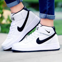 NIKE Women Men Running Sport Casual Shoes Sneakers Heudauo high tops