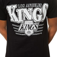 The Los Angeles Kings Tee in Black