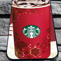 Starbucks Christmas for iPhone 4/4s, iPhone 5/5S/5C/6, Samsung S3/S4/S5 Unique Case *76*