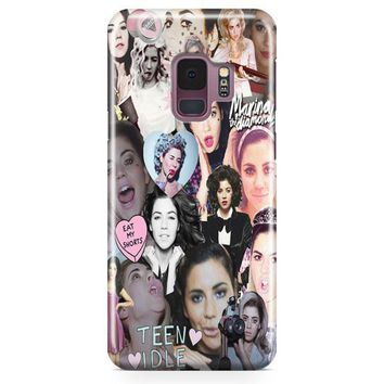 Marina And The Diamonds Samsung Galaxy S9 Case | Casefantasy