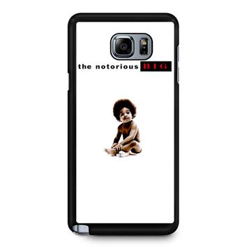 The Notorious Biggie Samsung Galaxy Note 5 Case