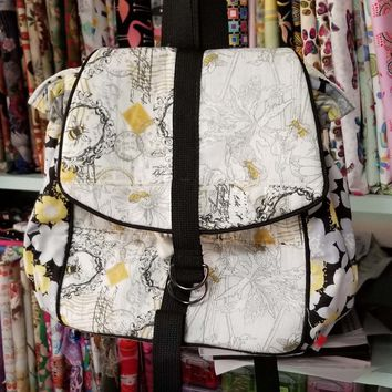 Flight of the Honey Bee Backpack