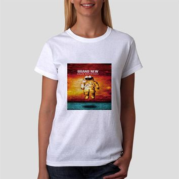 Classic Women Tshirt Brand New Deja Entendu Cover