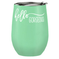 Hello Gorgeous | Swig Wine Cups