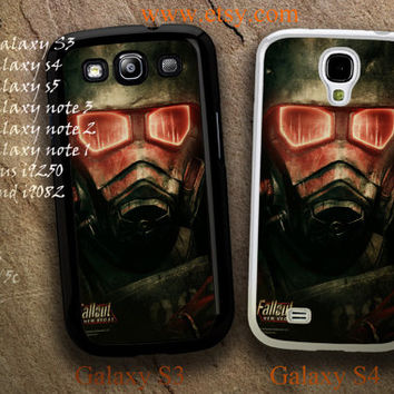 Fallout New Vegas Case For iPhone 5/5c/5s/4/4s,Galaxy S5/S4/S3