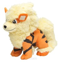 Pokemon Center Original Plush doll : Windie OA [Arcanine] - HYPETOKYO
