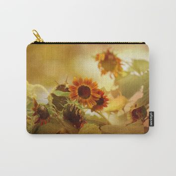 Autumn Blessings Carry-All Pouch by Theresa Campbell D'August Art