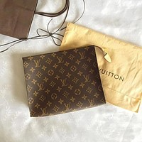 Louis Vuitton LV Monogram Toiletry Pouch