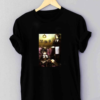 "Kuroshitsuji Black Butler - T Shirt for man shirt, woman shirt ""01"""