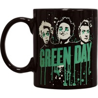 Green Day Coffee Mug