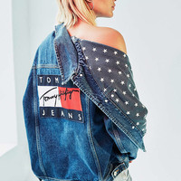 Tommy Jeans For UO Boyfriend Denim Jacket - Urban Outfitters