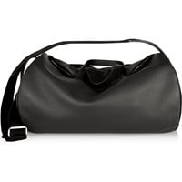The Row - Textured-leather weekend bag