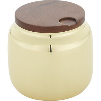 capsule gold canister
