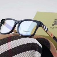Burberry Women Fashion Popular Shades Eyeglasses Glasses Sunglasses Black G-A-SDYJ