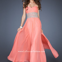 Bella Boutique :: *Dresses :: Prom Dresses :: Prom Dresses 2013 :: La Femme 18515 Dress