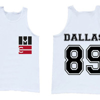 Magcon Cameroon Dallas tank top