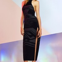 Nasty Gal Collection Visionary Velvet Dress