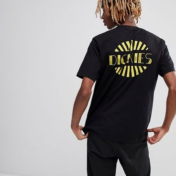 Dickies Austwell T-Shirt With Back Print In Black at asos.com