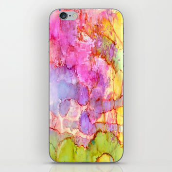 Marmalade Sky iPhone & iPod Skin by Rosie Brown