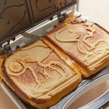Snoopy Grilled Cheese Maker - Urban Outfitters