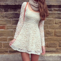 Love in Lace Dress